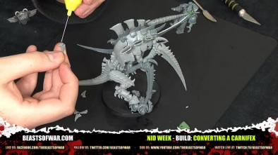 Nid Week - Build: Converting a Carnifex