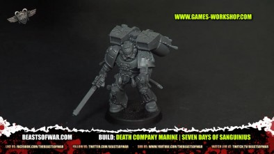 Build: Death Company Marine | Seven Days of Sanguinius