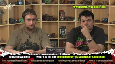 What's In The Box: Death Company | Seven Days of Sanguinius