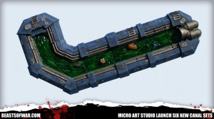 Micro Art Stuido Launch Six New Canal Sets
