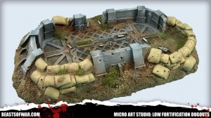 Low Fortification Dugout 2