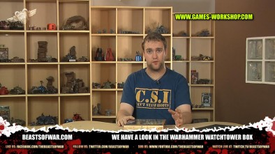 We have a look in the Warhammer Watchtower box
