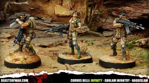 Ghulam Infantry – HAQQISLAM