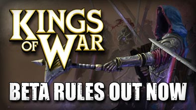 Kings of War Beta Rules