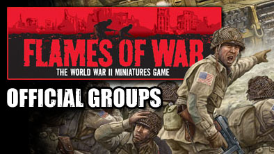 Flames of War Official Groups