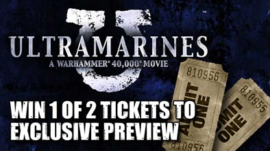 Ultramarines Tickets