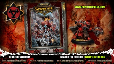 Khador The Butcher   What's In The Box