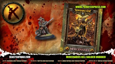 Mercenaries Kell Bailoch Unboxed