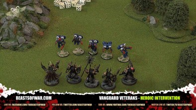 Vanguard Veterans - Heroic Intervention