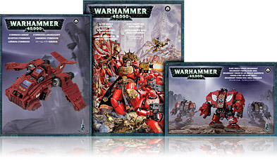 Blood Angels Pre Order