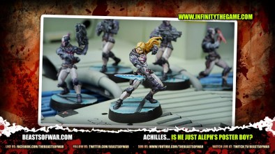 Achilles… is he just ALEPH's poster boy?