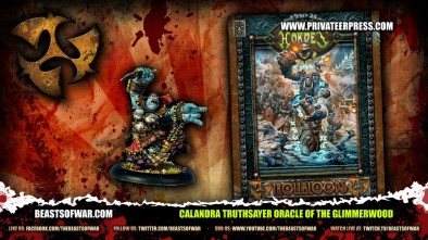 Calandra Truthsayer Oracle of The Glimmerwood