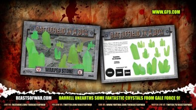 Darrell unearths some fantastic Necron Crystals from Gale Force 9!
