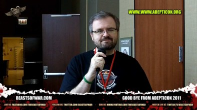 Good Bye from Adepticon 2011