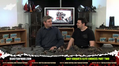 Grey Knights Elite Choices Part Two