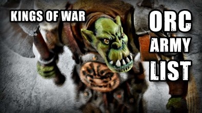 KOW-Orcs-Army-List
