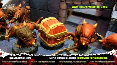 Super Dungeon Explore From Soda Pop Miniatures