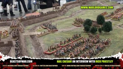 Hail Caesar! An Interview with Rick Priestley
