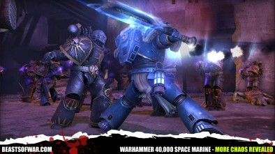 40K Space Marine - More Chaos Revealed