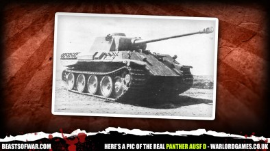 The Real Panther Ausf D