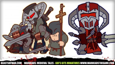 Warheads: Medieval Tails Gui's Gits