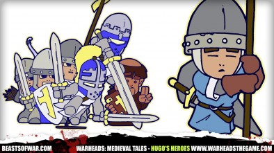 Warheads: Medieval Tails Hugo's Heroes