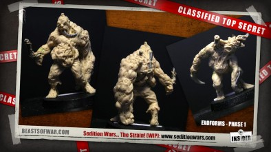 Sedition Wars The Strain: Exoforms - Phase 1 (more images in the video)
