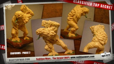 Sedition Wars The Strain: Exoforms - Phase 2 (more images in the video)