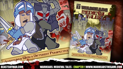 Warheads: Medieval Tails Chapter One