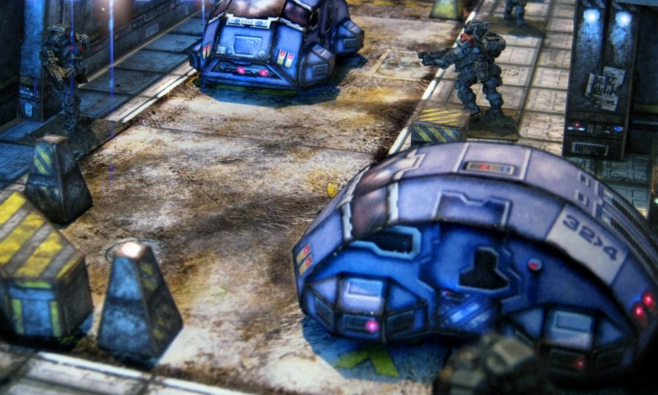New Sci-Fi Paper Terrain from WorldWorksGames – OnTableTop – Home of