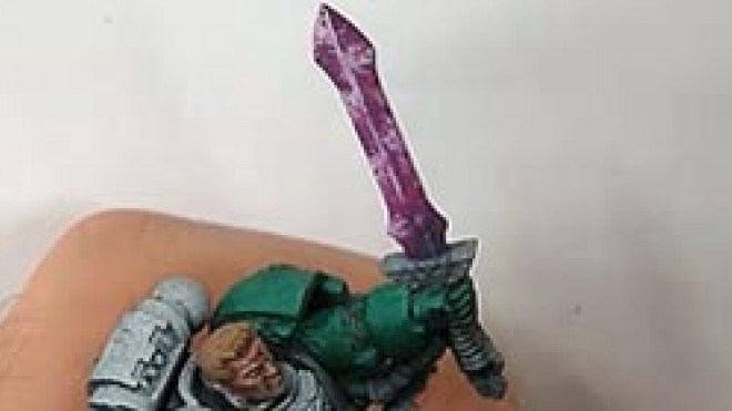 3 Colours Up Tips: Painting Power Weapons