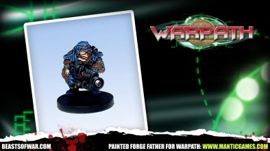 Painted Warpath Forge Father