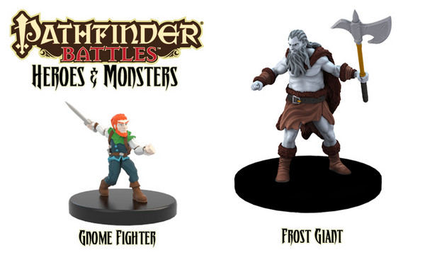 Gnome Garden: Launch Of Pathfinder Battles Pre-painted Range