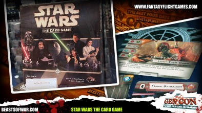 Star Wars The Card Game from Fantasy Flight Games