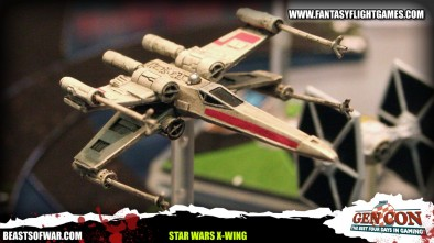 Star Wars X Wing from Fantasy Flight Games