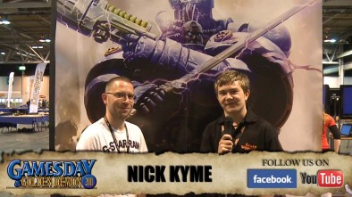 Games Day 2011 Black Library Authors Interviews