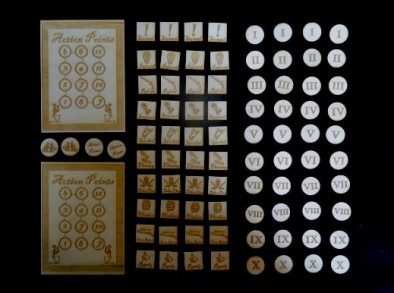 Laser Dream Works Produce Tokens for Cutlass – OnTableTop – Home of
