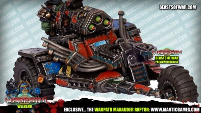 Warpath Marauder Raptor