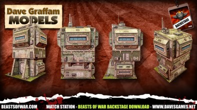 Watch Station Beasts of War FREE Backstage Download