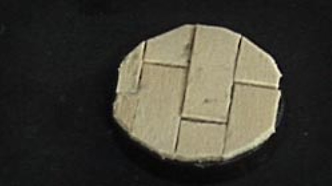 Building Simple Plank Bases