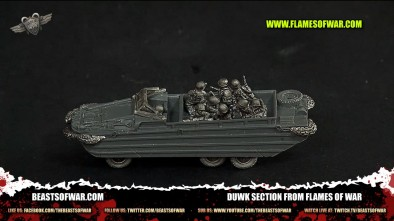 DUWK Section from Flames of War