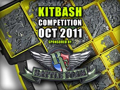 Kitbash Competition Oct 2011