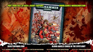 Blood Angels Codex in the Spotlight: Fast Attack & Heavy Support