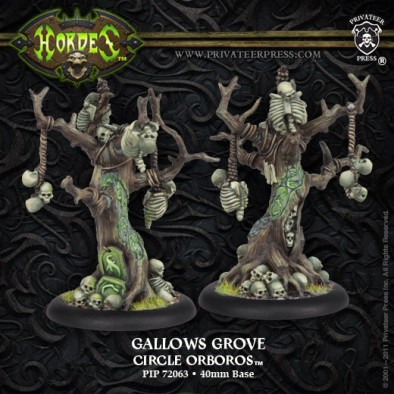 Gallows Grove: Circle Orboros