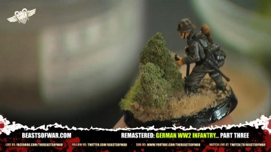 German WW2 Infantry Part Three