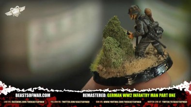 Remastered German WW2 Infantry Man Part One