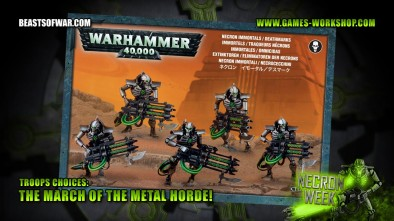 The March of the Metal Horde 2