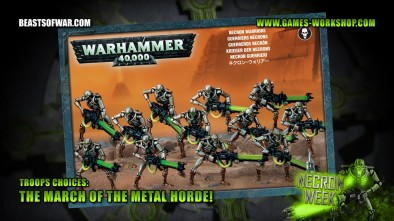 The March of the Metal Horde!