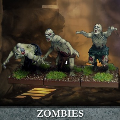 Ancient Grudge Zombies
