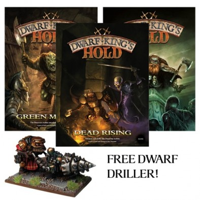 Dwarf Kings Hold Series Collection
